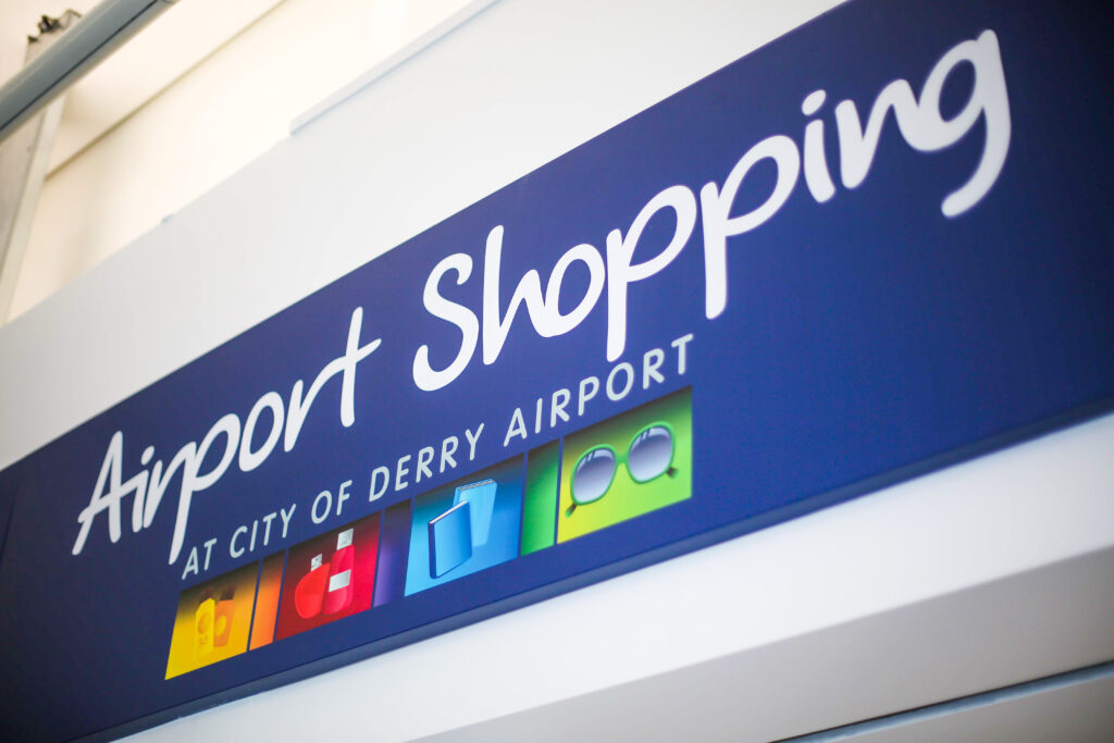 City Of Derry Airport Car Parking