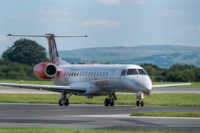 NEW Loganair Edinburgh Service from City of Derry Airport